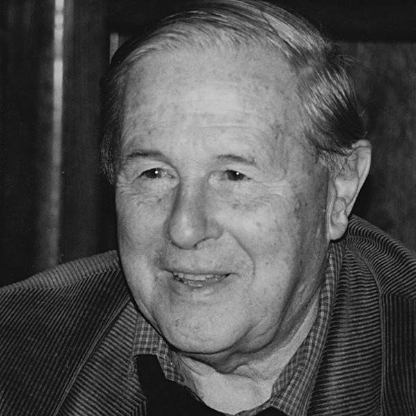 Portrait von Coenraad van Houten, Rechte beim Verlag Freies Geistesleben