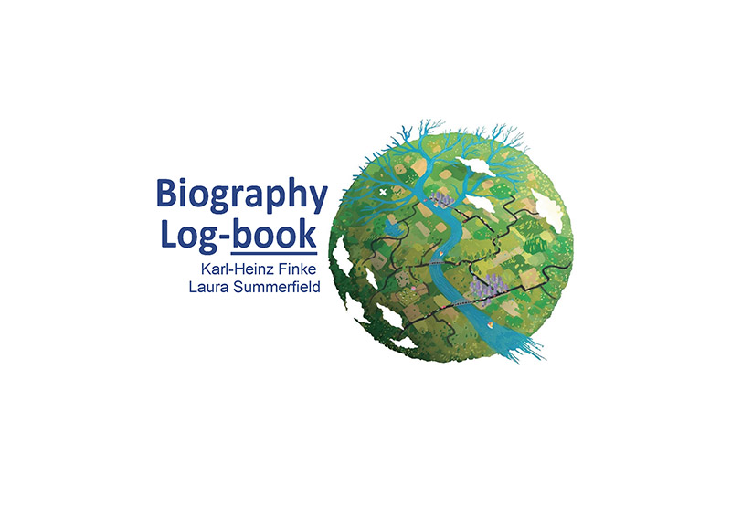 Biography Log-book, Cover
