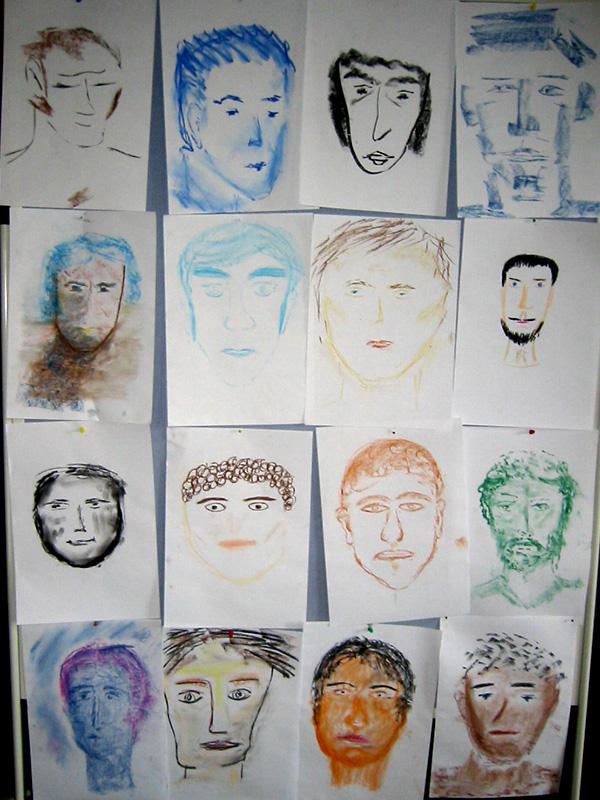 Zeichnungen Holisticbiographywork