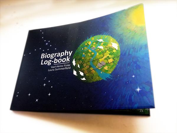 Biography Log Book