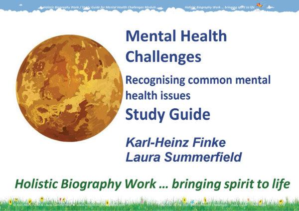 BGO-12 Mental Health - Study Guide