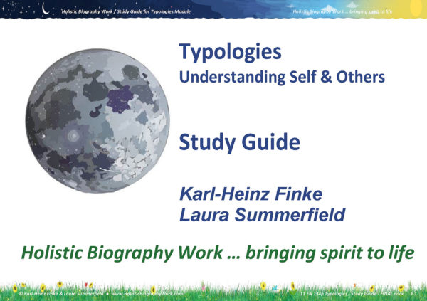 Typologies - Study Guide